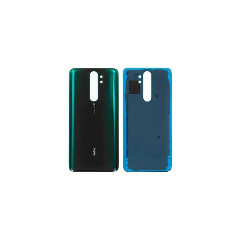 Galinis dangtelis Xiaomi Redmi Note 8 Pro zalias (Forest Green) ORG
