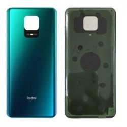 Galinis dangtelis Xiaomi Redmi Note 9S melynas (Aurora Blue) ORG