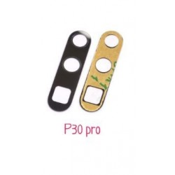 Huawei P30 Pro kameros stikliukas juodas ORG