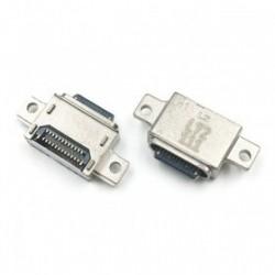 Ikrovimo kontaktas ORG Samsung G950 S8/G955 S8+/G960 S9/G965 S9+ Type-C