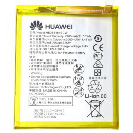 Akumuliatorius ORG Huawei P9 / P9 Lite / P9 Lite 2017 / P10 Lite / P20 Lite / Honor 8 / Honor 7 Lite 3000mAh HB366481ECW