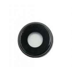 iPhone XR kameros stikliukas su remeliu juodas ORG