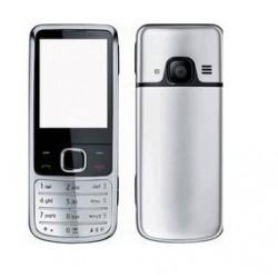 Korpusas Nokia 6700C sidabrinis