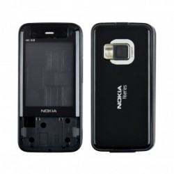 Korpusas Nokia N81 juodas HQ