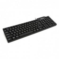 Laidine klaviatura OMEGA OK-05 RU/ENG juoda
