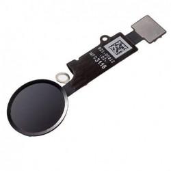 Lankscioji jungtis Apple iPhone 7/7 Plus HOME mygtuko su Touch ID juoda ORG (neveiks paspaudimas ir