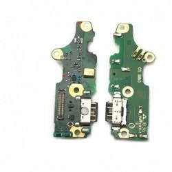 Lankscioji jungtis Nokia 7.1 ikrovimo kontakto su mikrofonu ORG