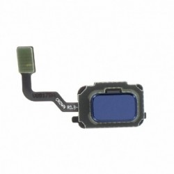 Lankscioji jungtis Samsung N960F Note 9 su melynu pirstu atspaudu jutikliu (fingerprint) originali