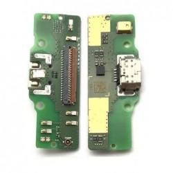 Lankscioji jungtis Samsung T295 Tab A 8.0 LTE 2019 su ikrovimo kontaktu originali (service pack)