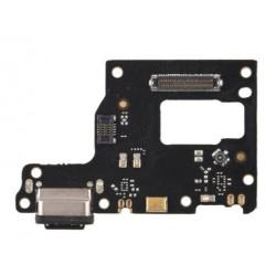 Lankscioji jungtis Xiaomi Mi 9 Lite ikrovimo kontakto su mikrofonu HQ