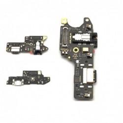 Lankscioji jungtis Xiaomi Redmi 9 ikrovimo kontakto su mikrofonu HQ
