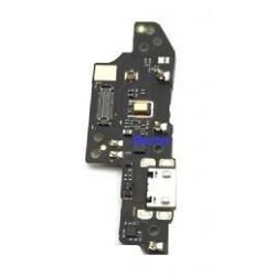 Lankscioji jungtis Xiaomi Redmi 9C ikrovimo kontakto su mikrofonu HQ