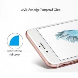 """LCD apsauginis stikliukas """"2.5D Full Glue"""" Apple iPhone SE 2020 (strong glue) juodas be ipakavimo"""