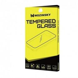 """LCD apsauginis stikliukas """"Wozinsky 5D Full Glue"""" Samsung A9 (2018) A920 pritaikytas deklui juodas"""