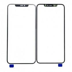 LCD stikliukas Apple iPhone 11 Pro Max su OCA juodas ORG (v2)
