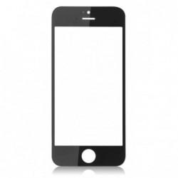 LCD stikliukas Apple iPhone 5 su remeliu ir OCA juodas ORG