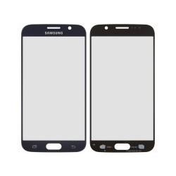 LCD stikliukas Samsung G920F S6 melynas