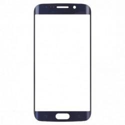 LCD stikliukas Samsung G925F S6 Edge tamsiai melynas ORG