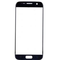 LCD stikliukas Samsung G930F S7 juodas
