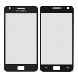 LCD stikliukas Samsung i9105/S2+ melynas