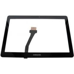 Lietimui jautrus stikliukas Samsung N8000/N8010/N8013/N8020/P5100 Note 10.1/Tab 2 juodas HQ