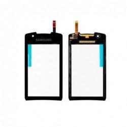Lietimui jautrus stikliukas Samsung S5620 juodas