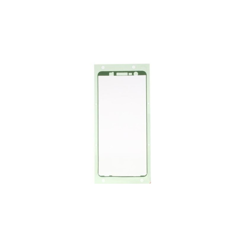 Lipdukas ekrano stikliukui Samsung A750 A7 2018 ORG