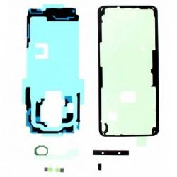 Lipduku komplektas galiniam dangteliui Samsung G965 S9+ originalus (service pack)