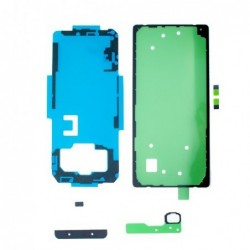Lipduku komplektas galiniam dangteliui Samsung N960 Note 9 originalus (service pack)