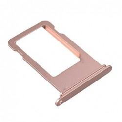 SIM korteles laikiklis Apple iPhone 7 rozinis (rose gold)