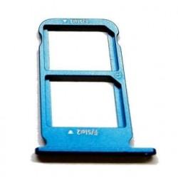 SIM korteles laikiklis Huawei Honor 10 zalias (melynas) originalus (service pack)