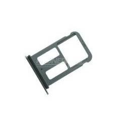 SIM korteles laikiklis Huawei P20 (Single) juodas originalus (service pack)