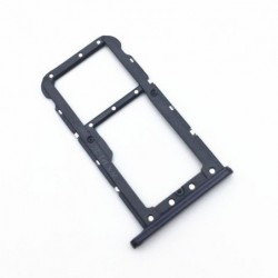 SIM korteles laikiklis Huawei P20 Lite juodas ORG