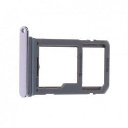 SIM korteles laikiklis Samsung G950/G955 S8/S8+ violetinis (orchid gray) ORG