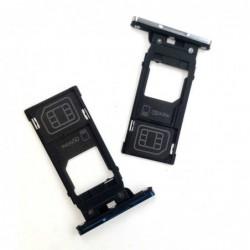 SIM korteles laikiklis Sony H8314 Xperia XZ2 Compact juodas ORG