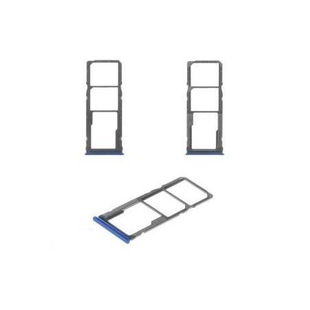 SIM korteles laikiklis Xiaomi Redmi Note 8T melynas (Starscape Blue) ORG