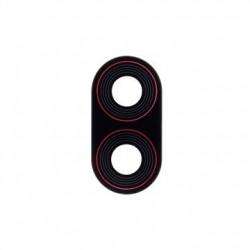 Xiaomi Pocophone F1 kameros stikliukas juodas ORG