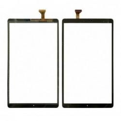 Lietimui jautrus stikliukas Samsung T510/T515 Tab A 10.1 2019 juodas HQ