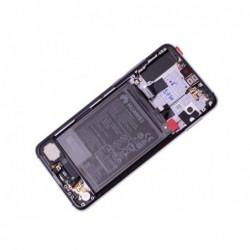 Ekranas Huawei P20 PRO su lietimui jautriu stikliuku ir remeliu Twilight originalus (used Grade A)