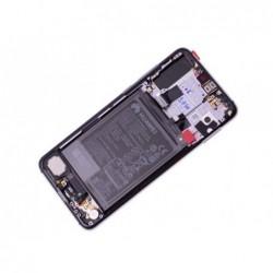 Ekranas Huawei P20 PRO su lietimui jautriu stikliuku ir remeliu Twilight originalus (used Grade B)