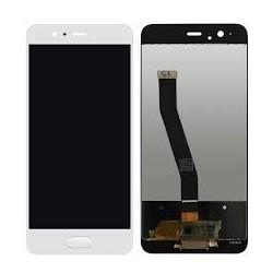 Ekranas Huawei P10 su lietimui jautriu stikliuku baltas HQ