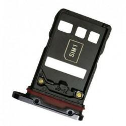 SIM korteles laikiklis Huawei P30 Pro juodas originalus (used Grade A)