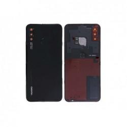 Galinis dangtelis Huawei P20 Lite juodas (Midnight Black) originalus (used Grade B)