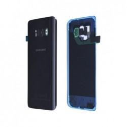 Galinis dangtelis Samsung G955F S8+ juodas (Midnight Black) originalus (used Grade A)