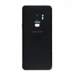 Galinis dangtelis Samsung G965F S9+ juodas (Midnight Black) originalus (used Grade B)