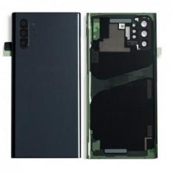 Galinis dangtelis Samsung N975F Note 10+ juodas (Aura Black) originalus (used Grade A)