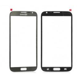LCD stikliukas Samsung N910F Note 4 juodas