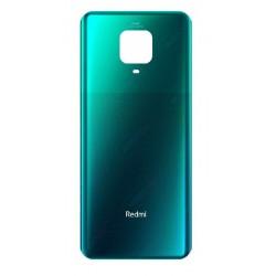 Galinis dangtelis Xiaomi Redmi Note 9 Pro zalias (Tropical Green) ORG