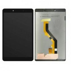 Ekranas Samsung Galaxy Tab A 8.0 2019 T290 su lietimui jautriu stikliuku juodas ORG