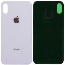 Galinis dangtelis iPhone XS pilkas (space grey) HQ